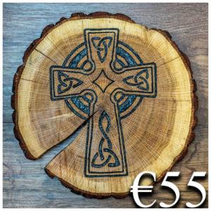 Celtic Cross, Celtic Cross Wood Art, Irish Celtic Cross Wood Art, Irish Celtic Cross Wooden Souvenir, Irish Celtic Cross Carved on Wood, Irish Celtic Cross Carved on Timber, Irish Celtic Cross Wood Souvenir,