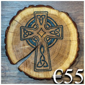 Celtic Cross Irish souvenir