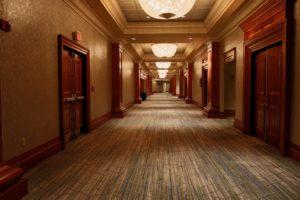 Corridor of Entrances