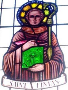 St Fintan Munna, Taghmon